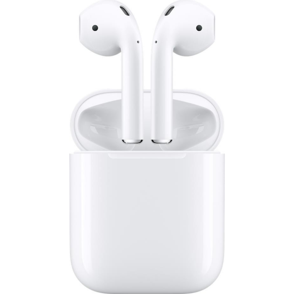 Bluetooth гарнитура Apple AirPods White MMEF2