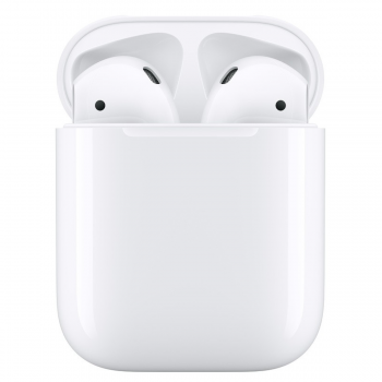 Bluetooth гарнитура Apple AirPods 2 White MV7N2