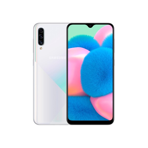 Мобильный телефон Samsung Galaxy A30s 2019 32GB SM-A307FZ White