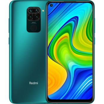 Мобильный телефон Xiaomi Redmi Note 9 4128GB Forest Green