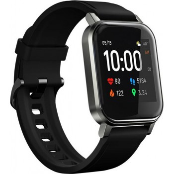 Смарт-часы Haylou Smart Watch LS02 Black