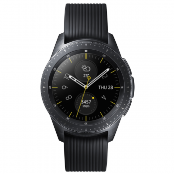 Смарт-часы Samsung GalaxyWatch 42mm SM-R810NZKASEK Black