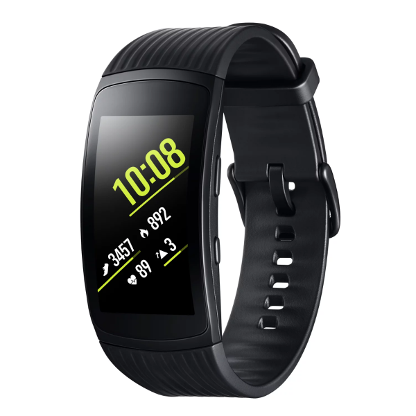 Фитнес-трекер Samsung Gear Fit2 Pro Large SM-R365NZKASEK Black